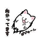 ひらめ犬(個別スタンプ:8)
