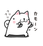 ひらめ犬(個別スタンプ:35)