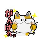 みーこ5(デカ文字)(個別スタンプ:10)