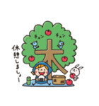 Do your best. Witch hood 29(個別スタンプ:13)