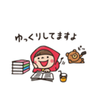 Do your best. Witch hood 29(個別スタンプ:37)