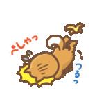 にほんの柴犬@ドロボーひげ(個別スタンプ:28)