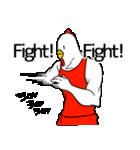 鳥ヒーロー(個別スタンプ:4)