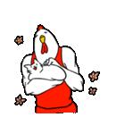 鳥ヒーロー(個別スタンプ:9)