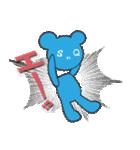 Happyサキナちゃんとゆかいな仲間達(個別スタンプ:25)