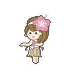Happyサキナちゃんとゆかいな仲間達(個別スタンプ:40)