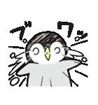 テンションの高いペンギン(個別スタンプ:1)