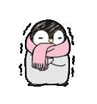 テンションの高いペンギン(個別スタンプ:11)