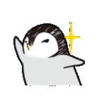テンションの高いペンギン(個別スタンプ:14)