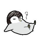 テンションの高いペンギン(個別スタンプ:15)