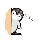 テンションの高いペンギン(個別スタンプ:16)