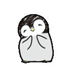 テンションの高いペンギン(個別スタンプ:21)