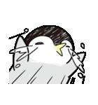 テンションの高いペンギン(個別スタンプ:24)