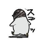 テンションの高いペンギン(個別スタンプ:25)