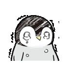 テンションの高いペンギン(個別スタンプ:34)
