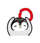 テンションの高いペンギン(個別スタンプ:35)