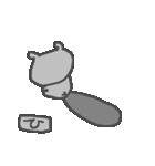 <ひ>のつく名前基本セット「H」 cute bear(個別スタンプ:30)