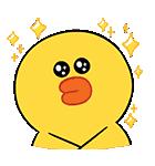 ぷにかわ★LINEキャラクターズ(個別スタンプ:15)