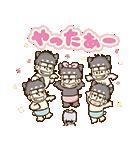 動く♪おそ松さん×サンリオキャラクターズ(個別スタンプ:15)
