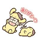 動く♪おそ松さん×サンリオキャラクターズ(個別スタンプ:16)