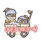 動く♪おそ松さん×サンリオキャラクターズ(個別スタンプ:22)