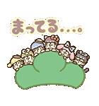 動く♪おそ松さん×サンリオキャラクターズ(個別スタンプ:24)