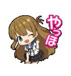 あんさんぶるガールズ!!(個別スタンプ:01)