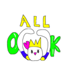 超ひらき直り☆パリピ王子(個別スタンプ:28)