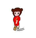 旗袍娘(チーパオむすめ)(個別スタンプ:39)