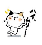猫便り10 ~無責任な人 2〜(個別スタンプ:21)