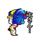 花魁ライフ(オールシスターズ)2(個別スタンプ:01)