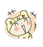 ♡りんちゃん♡スタンプ(個別スタンプ:10)