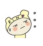 ♡りんちゃん♡スタンプ(個別スタンプ:21)