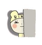 ♡りんちゃん♡スタンプ(個別スタンプ:26)