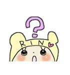 ♡りんちゃん♡スタンプ(個別スタンプ:33)