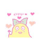 恋するオトメ♥ティッティ(個別スタンプ:03)