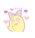恋するオトメ♥ティッティ(個別スタンプ:16)
