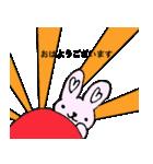キモイケメン風動物の状況説明スタンプ(個別スタンプ:1)