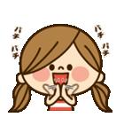 かわいい主婦の1日【イベントハッピー編】(個別スタンプ:03)