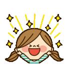 かわいい主婦の1日【イベントハッピー編】(個別スタンプ:04)