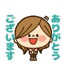 かわいい主婦の1日【イベントハッピー編】(個別スタンプ:09)