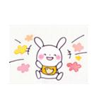 子育てウサギ(ママ編)(個別スタンプ:27)