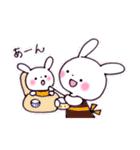 子育てウサギ(ママ編)(個別スタンプ:29)