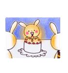 子育てウサギ(ママ編)(個別スタンプ:39)