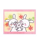 子育てウサギ(ママ編)(個別スタンプ:40)