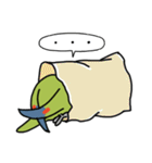 青帽子のコタくん (日本語)(個別スタンプ:26)