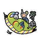 青帽子のコタくん (日本語)(個別スタンプ:33)