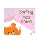 ちいさな森のカフェ✿春メニュー✿(個別スタンプ:01)