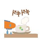 ちいさな森のカフェ✿春メニュー✿(個別スタンプ:36)