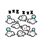 ちょこまか動く☆300匹うさぎ(個別スタンプ:07)